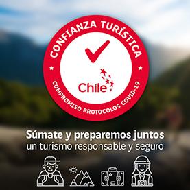 Certificado Confianza Turística Covid-19